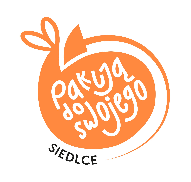 Logo projektu Siedlce pakują do swojego