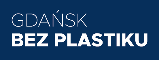 Logo programu Gdańsk bez plastiku