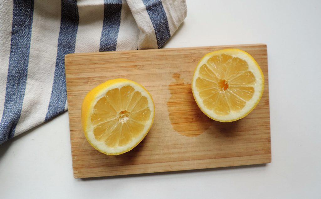 Jak dbać o deski do krojenia - naturalna dezynfekcja