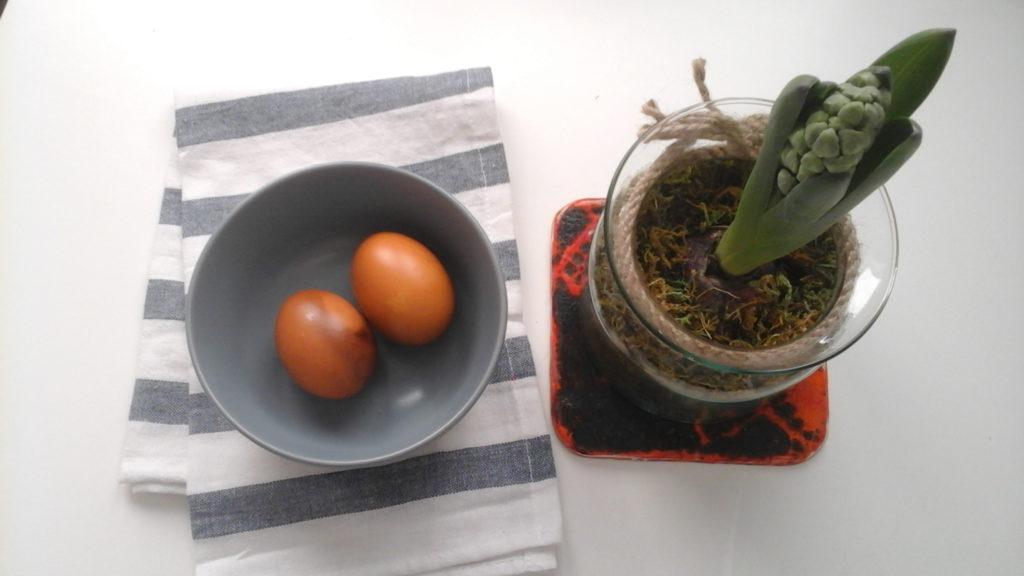 Pisanki - ekologiczny barwnik do jajek