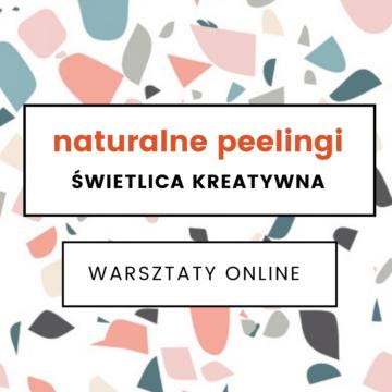 Jak zrobić peeling do ciała – warsztaty online